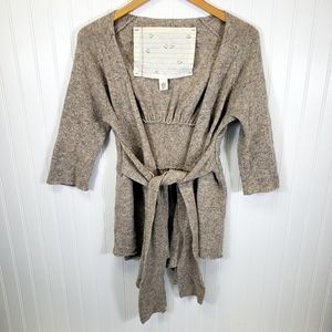 Anthropologie Graceful Points Cardigan Sz M
